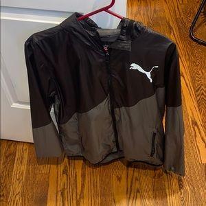 Used Puma Raincoat